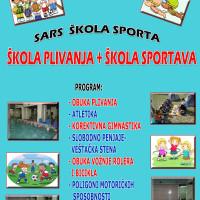 SARS Skolica sporta-I strana