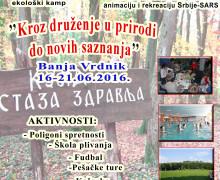 Prva strana FL - Banja V 2016